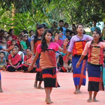 A Sustainable Community: Keeping forests and tribal culture alive